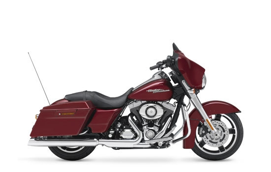 2011 Harley-Davidson Touring FLHX STREET GLIDE
