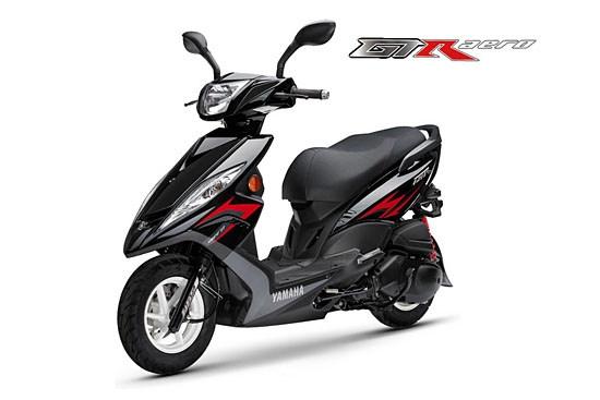 2014 Yamaha GTR-Aero 125