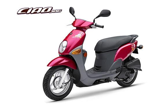 2014 Yamaha JOG CIAO 115