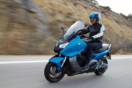 2014 BMW C Series 600 Sport