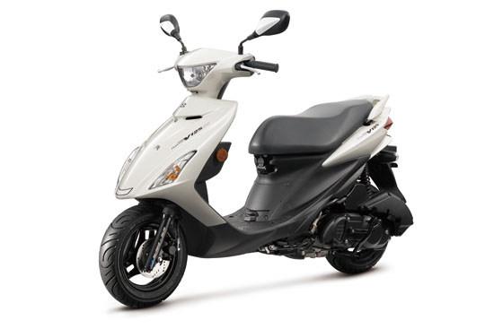 2014 Suzuki Address V125SS