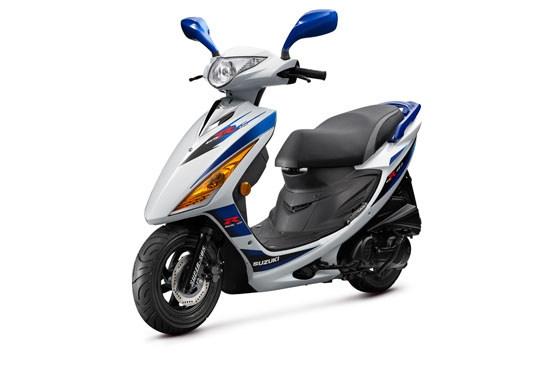 2014 Suzuki GSR 125