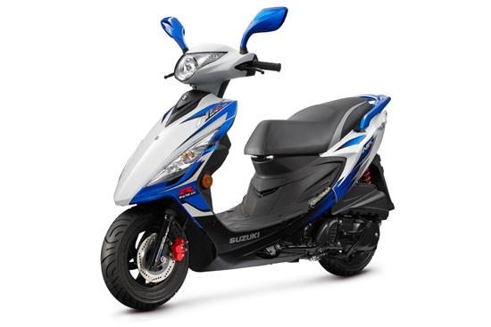 2014 Suzuki NEX 125