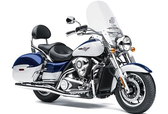 2014 Kawasaki VN 1700 Nomad