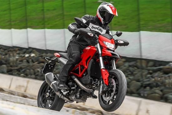 2014 Ducati Hypermotard 標準版