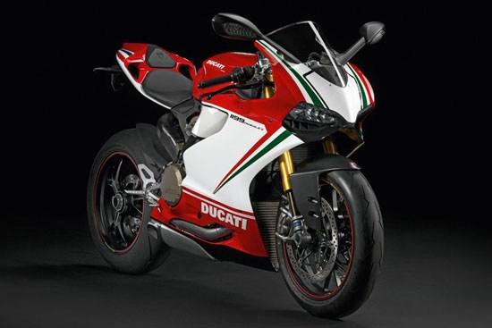 2014 Ducati 1199 Panigale S Tri