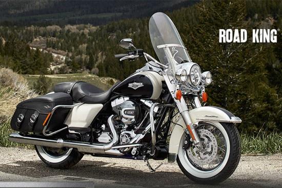 2014 Harley-Davidson Touring Road King Classic