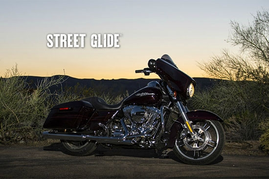 2014 Harley-Davidson Touring Street Glide