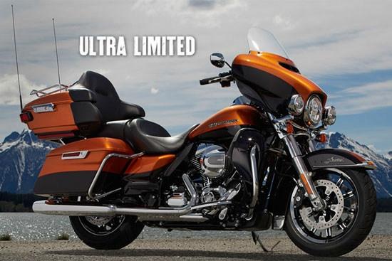 2014 Harley-Davidson Touring Electra Glide Ultra Limited