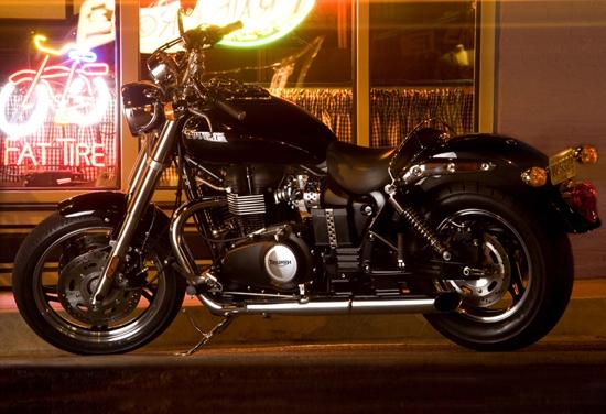 2014 Triumph Speedmaster 865
