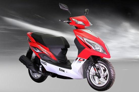 2014 SYM New Fighter 150 ZR雙碟版