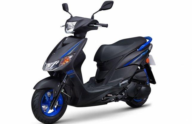 2017 Yamaha Ray 125 FI
