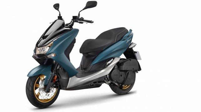 2017 Yamaha SMAX(NEW) 155 ABS版