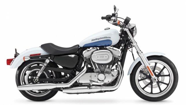 2015 Harley-Davidson Sportster 883 Super Low