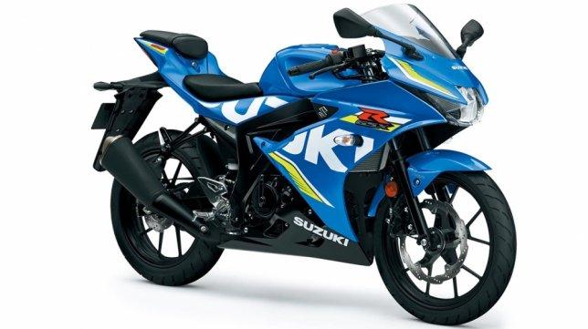 2018 Suzuki GSX R150 ABS