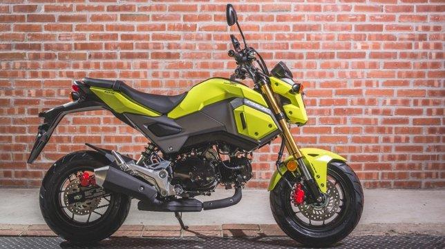 2017 Honda MSX 125 ABS