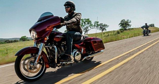 2016 Harley-Davidson Touring Street Glide Special