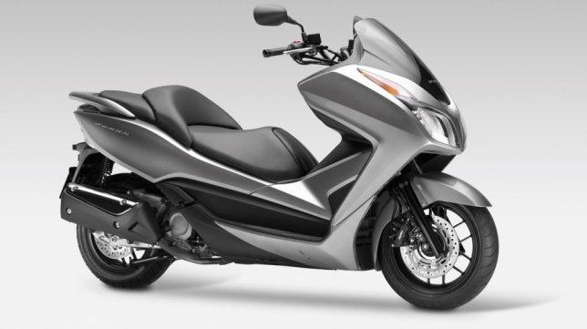 2017 Honda NSS 300