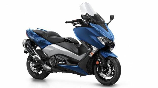 2017 Yamaha TMAX 530 DX