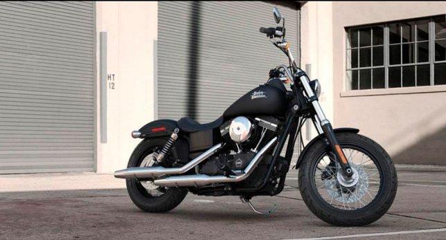 2016 Harley-Davidson Dyna Street Bob Limited Edition