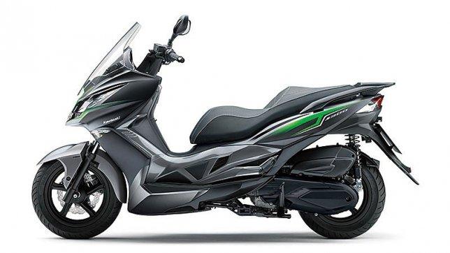 2017 Kawasaki J 300 ABS