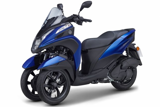 2019 Yamaha Tricity 155