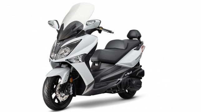 2017 SYM GTS 300i ABS制動升級版