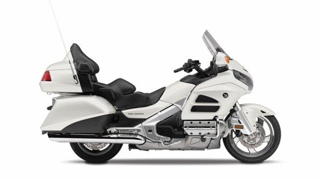 2018 Honda Goldwing 1800 ABS