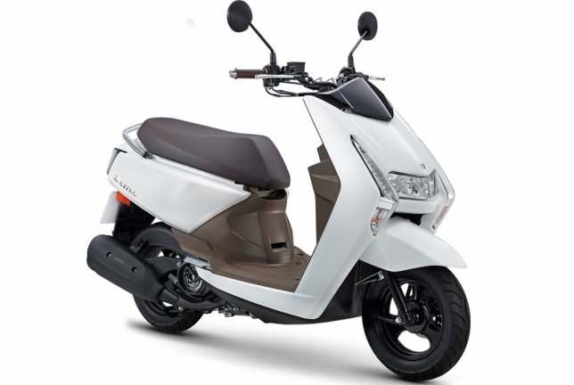 2017 Yamaha Limi 115標準版