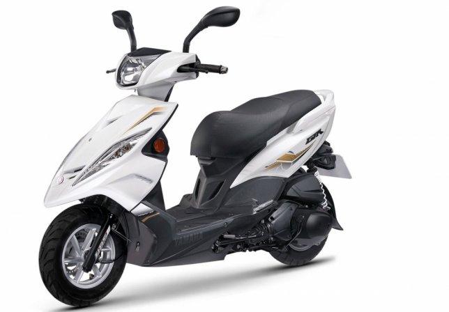 2016 Yamaha GTR-Aero 125 FI