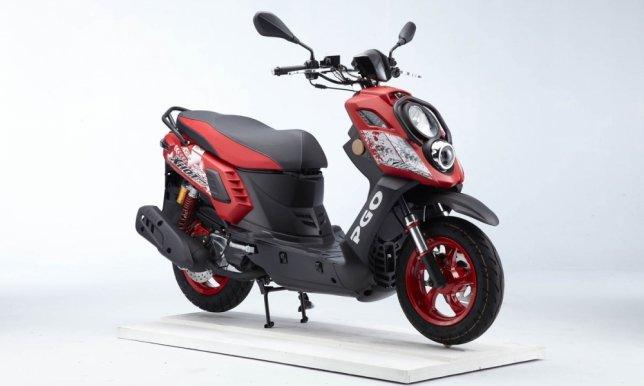 2016 PGO X-Hot 150 S