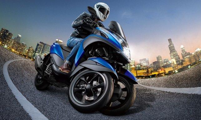 2017 Yamaha Tricity 155