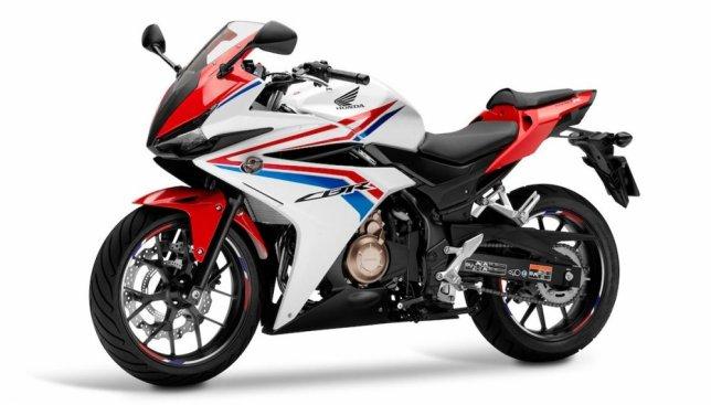 2016 Honda CBR500 R