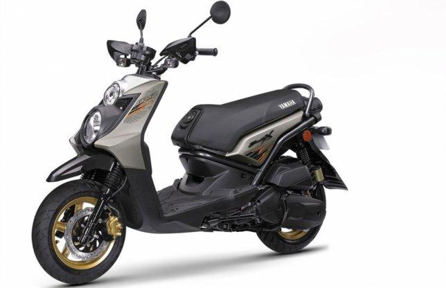 2016 Yamaha BW'S X 125 FI