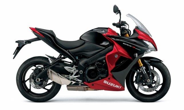 2018 Suzuki GSX S1000 F ABS