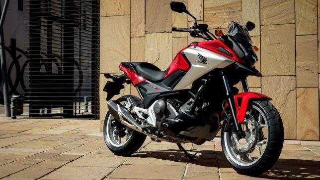 2016 Honda NC 750X