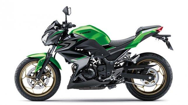 2017 Kawasaki Z 300 ABS