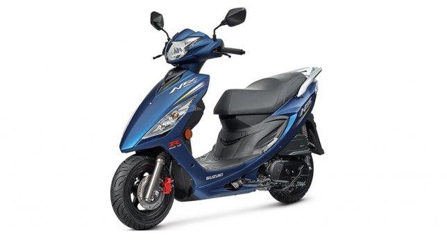 2018 Suzuki New NEX 125