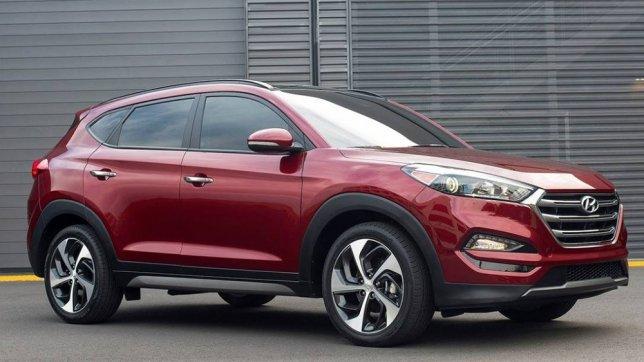 2018 Hyundai Tucson 柴油魅力