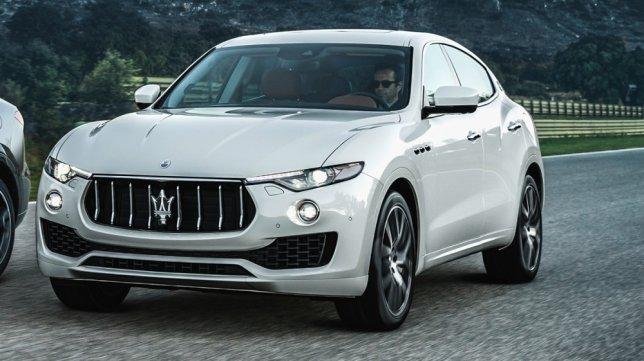 2018 Maserati Levante Forza