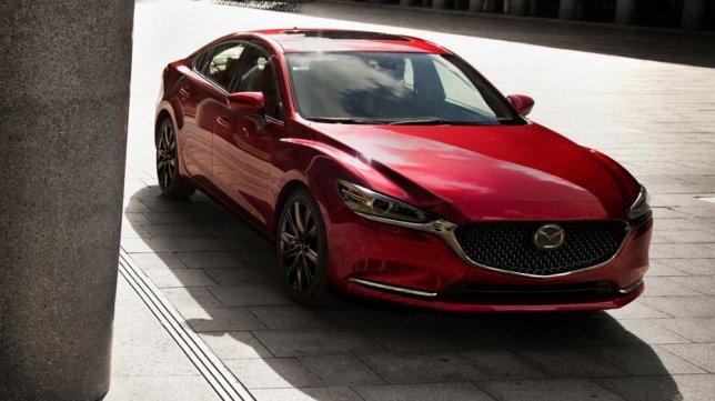 2020 Mazda 6 旗艦進化型