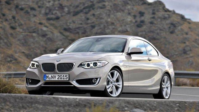 2015 BMW 2-Series 220d Sport