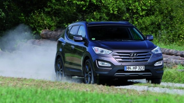 2015 Hyundai Santa Fe 2.2貴族款