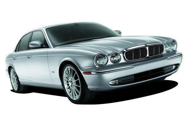 2008 Jaguar Sovereign 3.5