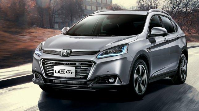 2018 Luxgen U6 GT旗艦智駕版