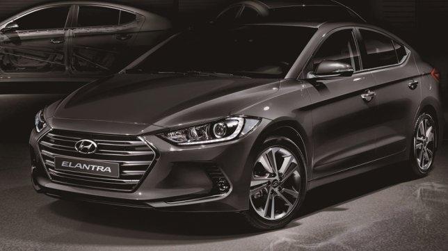 2018 Hyundai Elantra 尊貴型