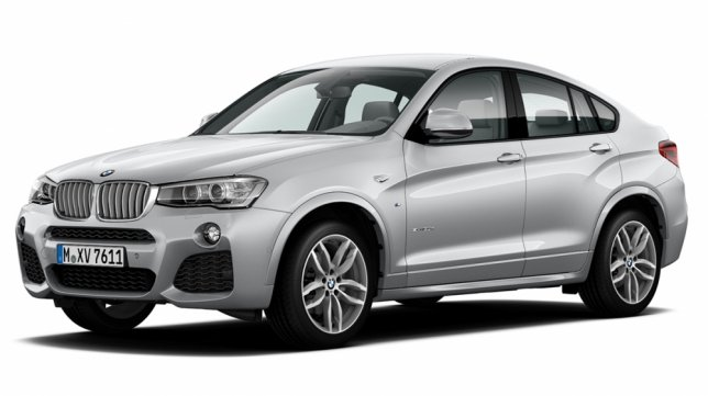 2017 BMW X4 xDrive28i M Sport