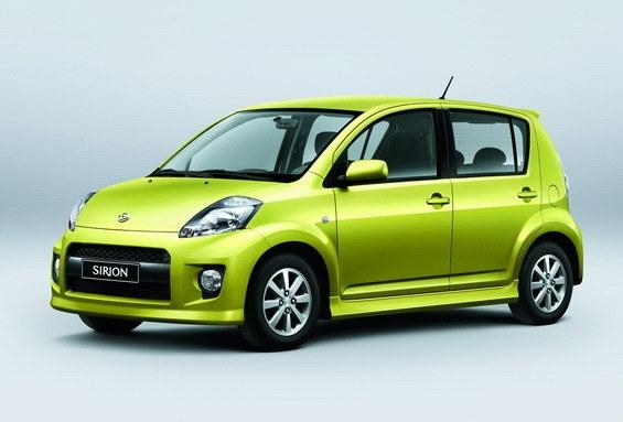 2008 Daihatsu Sirion 1.5 Sport