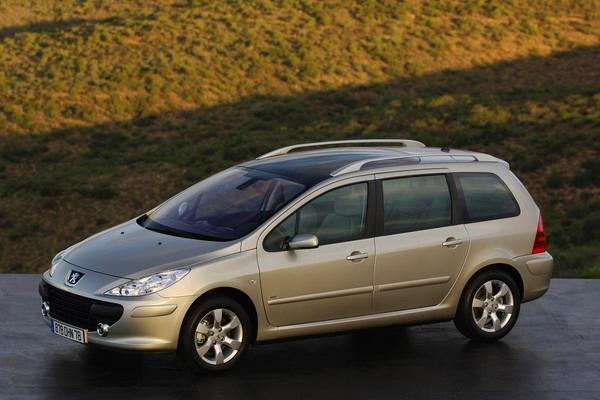 2008 Peugeot 307 SW