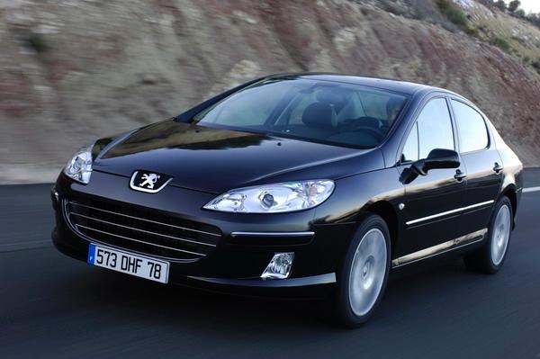 2008 Peugeot 407